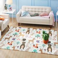 60*79in Foldable Baby Climbing Play Mat XPE Baby Room Crawling Pad Folding Mat