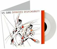 U K SUBS - DIMINISHED RESPONSIBILITY - UK SUBS - VINYL - NEW