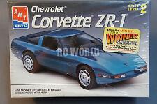 AMTErtl 1991 CHEVROLET CORVETTE ZR-1 1/25 Model Kit SEALED #OO