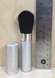 Borghese retractable face brush (natural hair) + plus free kirkland eyeliner
