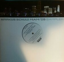 "Markus Schulz ""Miami`05 Sampler"" * ARMA028 / Lens, Hydroid & Jellisimo"