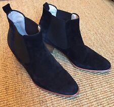 Pertini Tod's Chelsea Boots Wildleder Stiefeletten Schuhe Stiefel €219