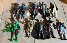 Dc Multiverse LOT ARES BAF Kingdom Come Synderverse Batman Aqua man 10 FIGURES