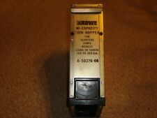 Rowe Hi-Capacity Coin Hopper 6-50276-08 - For Parts or Repair
