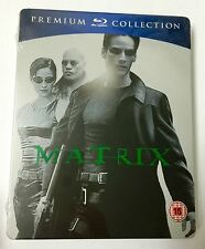 THE MATRIX | Blu-ray Steelbook LIMITED | KEANU REEVES | Rare | OOS/OOP