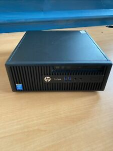 HP ProDesk 400 G2.5  Intel Core i7-4790S 220GB 8GB Win10 Pro Grade B SSD