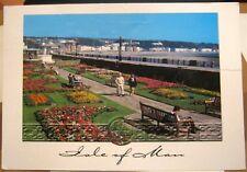 England Isle of Man Sunken Gardens Douglas - posted