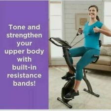 Slim Cycle 2-in-1 Exercise