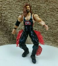"WCW KEVIN NASH (1999) 7"" Smash N Slam Wrestling Figure ToyBiz WWE WWF"