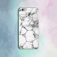 Gray iPhone 11 XS Case Marbled iPhone XR 6s Cover Geometric iPhone 7 8 Plus Skin