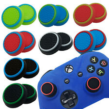 2 x Camo Thumb Stick Cover Grip Caps For Microsoft Xbox One S X Elite Controller
