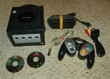 Nintendo GameCube Console - Zelda Collector's Edition / Mario Golf Bundle