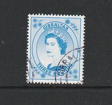 Gibraltar 1999/2001 Wilding defs £3 VFU SG 870