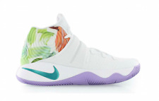 Nike Kyrie 2 Basketball Easter Irving White/Jade-Urban Lilac Shoes MENS 10.5 44