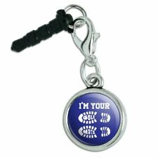 I'm Your Soul Sole Mate Mobile Cell Phone Headphone Jack Charm