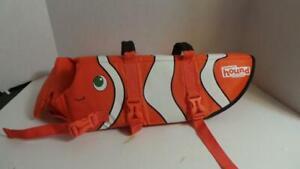 Nemo Outward Hound Jacket Dog Life Preserve Safety Harness sz. L  - L@@K!