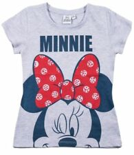 Camiseta de niña de 2 a 16 años grises Disney