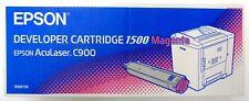 NEW ORIGINAL GENUINE EPSON Aculaser 1500 Developer Magenta Cartouche de toner C900