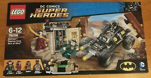 LEGO 76056 DC COMICS SUPER HEROES BATMAN RESCUE FROM RA'S AL GHUL