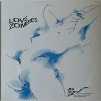 THE MONOCHROME SET LOVE ZOMBIES LP DINDISC UK 1980 NEAR MINT PRO CLEANED