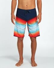 Billabong Líquido X 21 Naranja Board Shorts 32