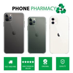 Genuine Original Authentic Apple iPhone 11, 11 Pro, 11 Pro Max Clear Case