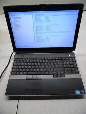 New listing Lot of 2 Dell Latitude E6520 Laptops Intel i5-2520M 2.5Ghz 2Gb Cam