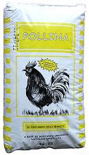 POLLINA IN PELLET - STALLATICO - CONCIME ORGANICO BIOLOGIOCO KG 25