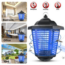 New Outdoor Electric Insect Killer Zapper Mosquito Fly Bugs Trap Lamp 1/2 Acre