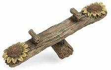 Miniature Fairy Garden Flower Teeter-Totter Pick - Buy Three Save $5.00
