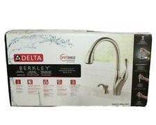 Delta 19932Z-SPSD-DST Berkley Kitchen Faucet - New Open Box.