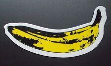 "STICKER ADESIVO "" Banana "" finitura lucida Stickerbomb Skateboard Laptop"