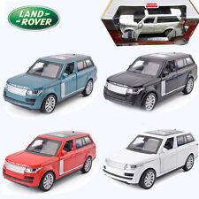 1:32 Land Range Rover SUV Model Diecast Pull Back Car Decor Kid Boy LED Play Toy