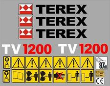 Terex Construction Tool Parts & Accessories