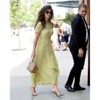 New LK Bennett Karo Daisy Print Dress Size UK 8