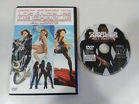 LOS ANGELES DE CHARLIE AL LIMITE DVD + EXTRAS CAMERON DIAZ LIU ESPAÑOL ENGLISH