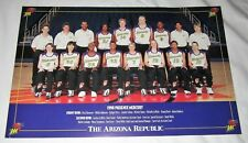 PHOENIX MERCURY 1998 Team Photo POSTER WNBA Bridget Pettis Jennifer Gillom