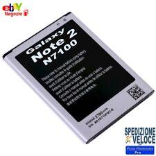 BATTERIA PER SAMSUNG GALAXY NOTE 2 N7100 3700mAh