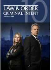 Law & Order - Criminal Intent: The Tenth Year (Final Year) [New DVD]