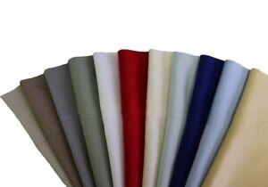 300 Thread Count Ultra Soft 100% Bamboo Viscose Pillowcases(pair)