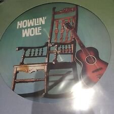 Howlin' Wolf 'Howlin' Wolf' Brand New Picture Disc lp / Vinyl