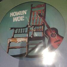 Howlin' Wolf 'Howlin' Wolf' Brand New Picture Disc lp / Vinyl