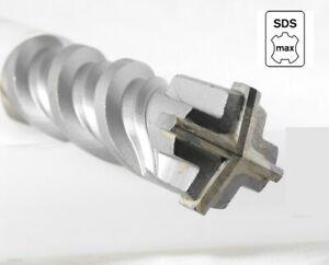 FORET MECHE BETON POUR PERFORATEUR SDS MAX DIAM 12 A 40 MM