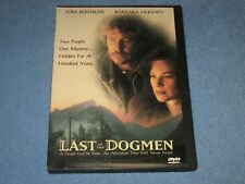 LAST OF THE DOGMEN (DVD, 1999, Special Edition) ***Rare, OOP!*** Tom Berenger