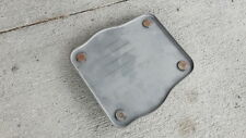 Tunnel blanking plate for column shift auto BA BF Ford Falcon ute