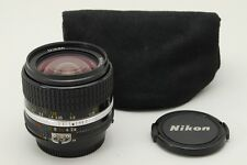 Nikon NIKKOR Ai-S 28mm F2.8 Wide Angle MF Lens [NEAR MINT] From Japan#125