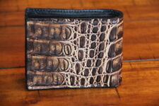 Crocodile wallet made in USA