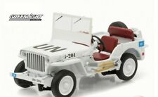 Jeep Willys C7 Blanc ONU 1/43 United Nations