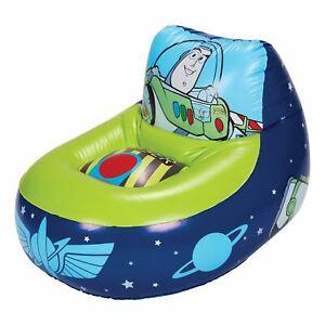Toy Story Aufblasbar Gaming Kühlung Stuhl Kinder Schlafzimmer Alter 4+