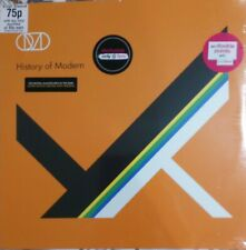 OMD - History Of Modern - HMV Orange Limited vinyl